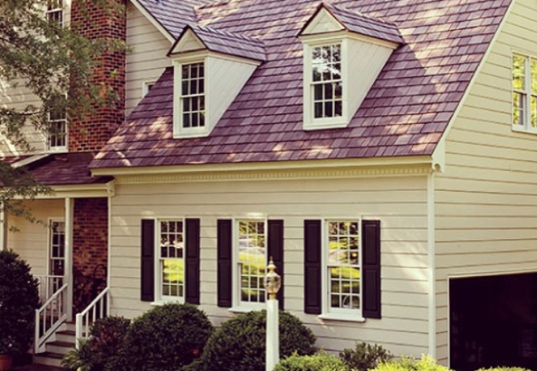 Boral Building Products shutters for Cape Cod homes